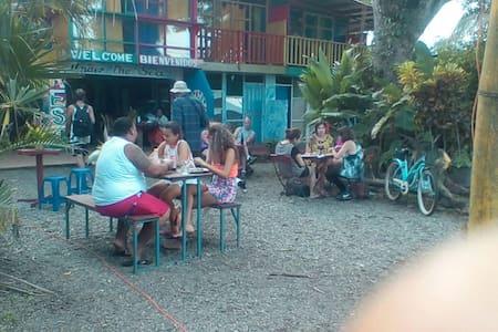 Mango3, Cafe and Hotel - Manzanillo