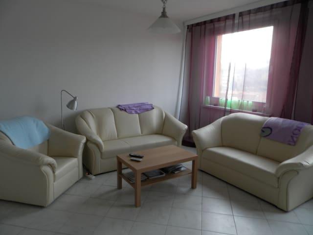 2-х комнатная квартира в Теплице - CZ - Pis