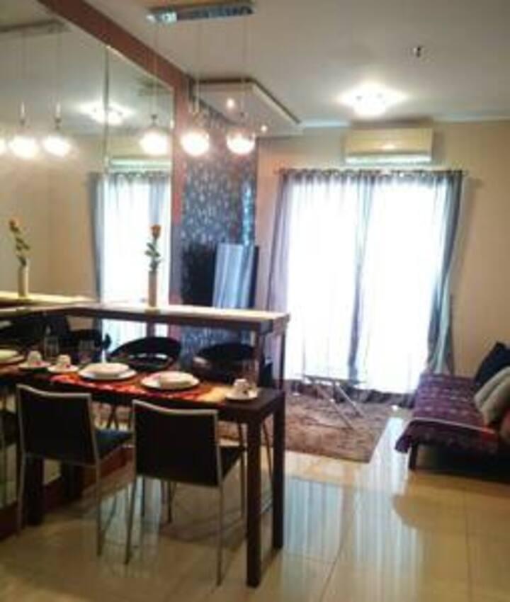 2 Bedrooms Apt in Thamrin CBD prime area
