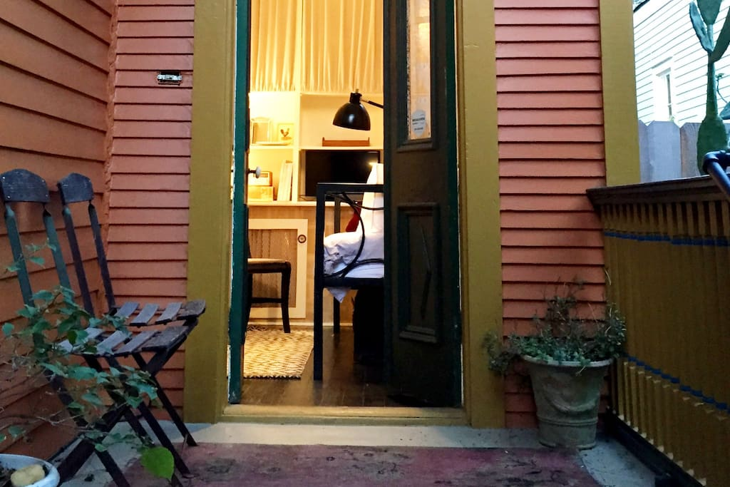 Renting Rooms In New Orleans