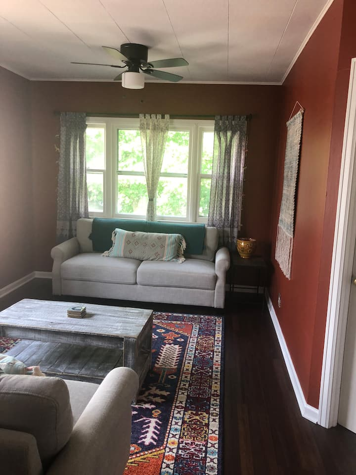 2+ bedroom apartment in historic  Sharon Springs