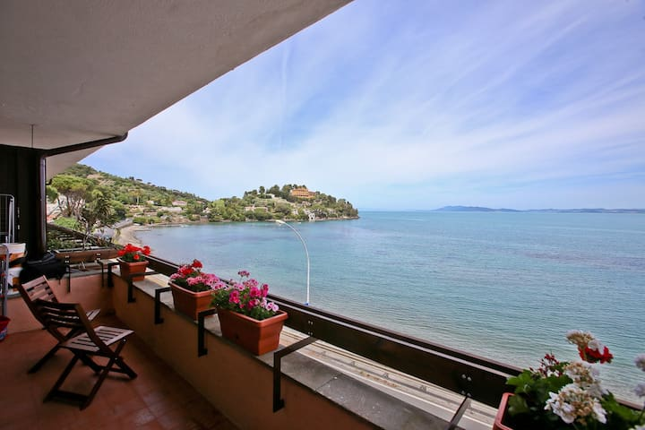 Valeria and Andrea Apartment - Porto Santo Stefano - Daire