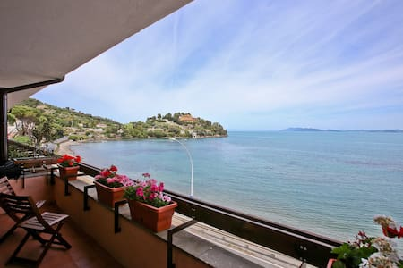 Valeria and Andrea Apartment - Porto Santo Stefano - อพาร์ทเมนท์