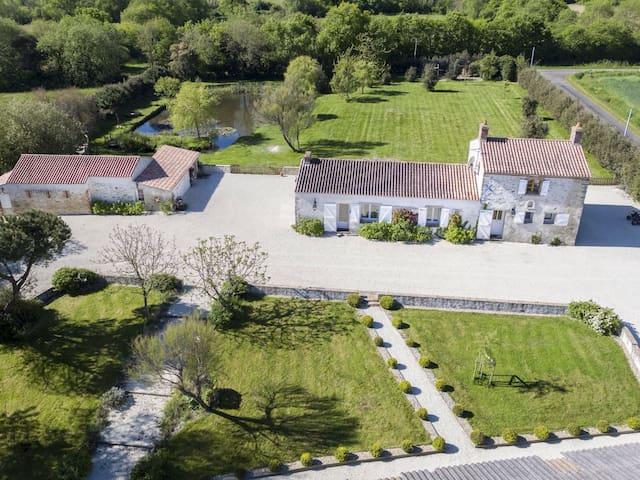 Maison, Les Sables d'Olonne - Talmont-Saint-Hilaire - Hus