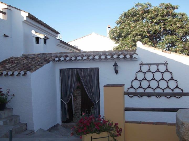Gran casa de vacaciones en el oeste de Granada centro de andalucía
