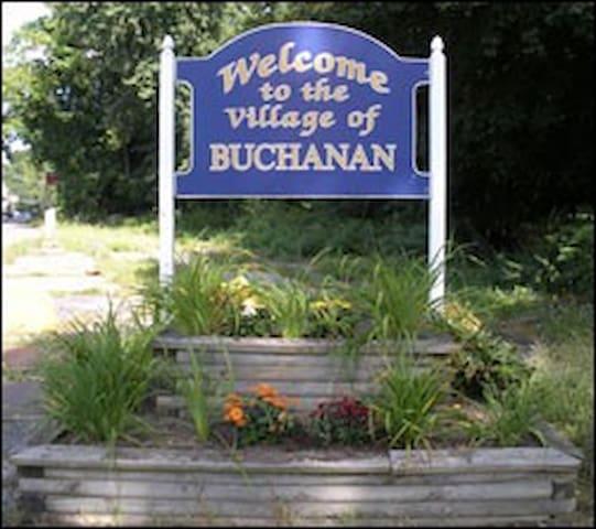 Guidebook for Buchanan