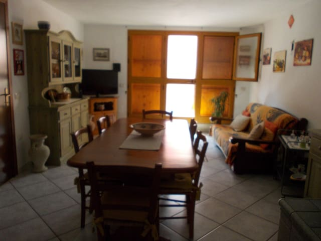 CASA BOUNGAVILLE - Carloforte - Appartement