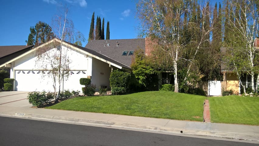 Home away from home - Santa Clarita - House