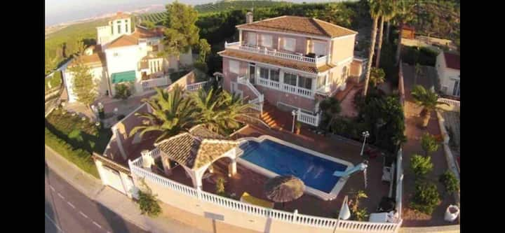 Lomas de la Juliana Algorfa 4 Bed, Private Pool