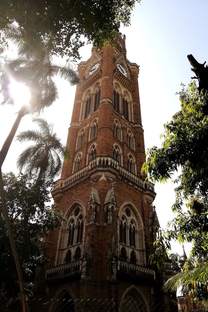 Big Ben of Mumbai