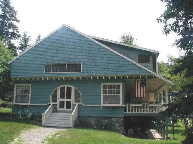 Blueberry Lodge, Sorrento - Bar Harbor - Talo