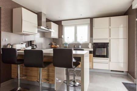 Belle maison à la campagne au calme - Eckwersheim