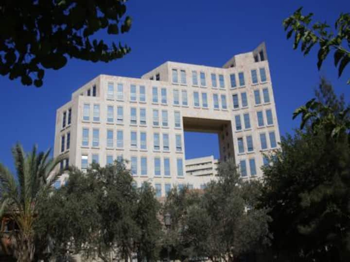 Windows of Jerusalem - Huge 1 Bd Awesome Views