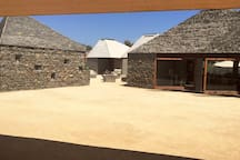 Clos de Tres Canto's is a winery worth the visit.
