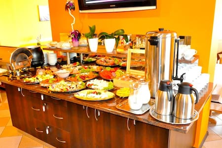 Pokój 3-osobowy ze śniadaniami - Karwia