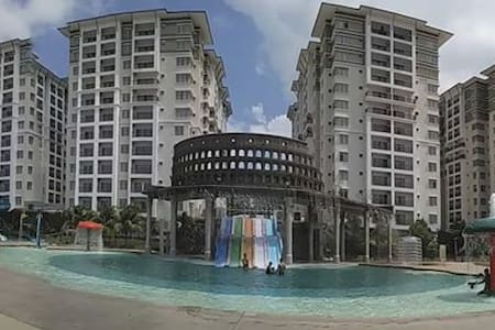 Bayou Lagoon, Melaka@Serene Suites - Melaka - Flat