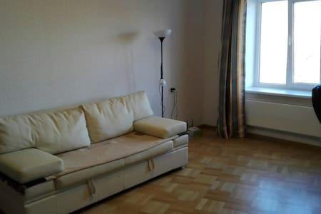 Новая квартира рядом с Приоратским парком и замком - Gatchina - Wohnung