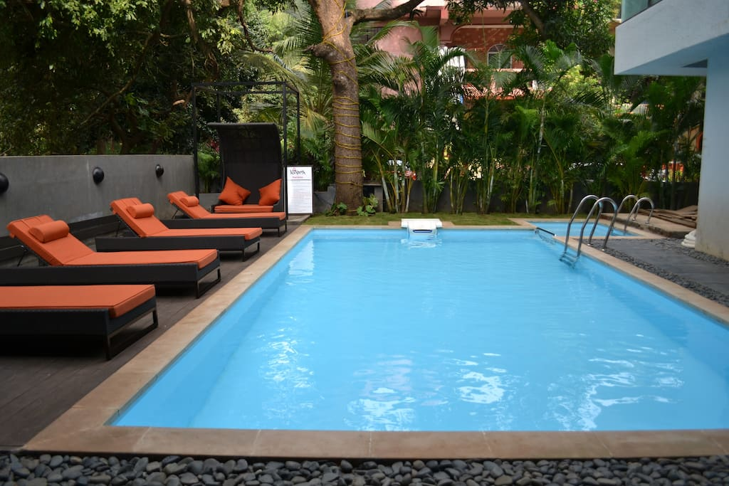 Room For Rent In Baga