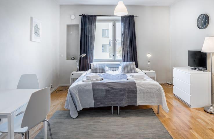Studio Apartment in Sörnäinen (Pe29) - Helsinque - Apartamento