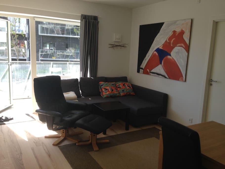 Opholdsrum / Living room
