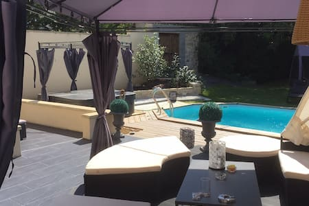 Maison pour vacances - Faÿ-lès-Nemours