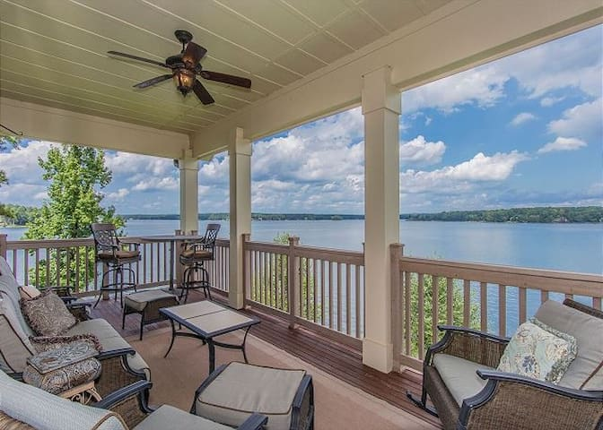 Guthrie's Place on lake Oconee