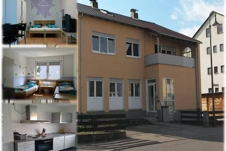 Monteurzimmer Kristalpark - Burgau