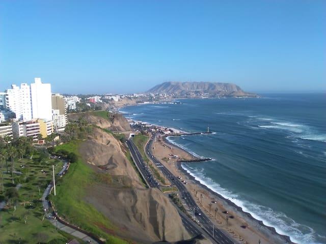 Luxury Oceanfront at LarcoMar - Lima - Wohnung