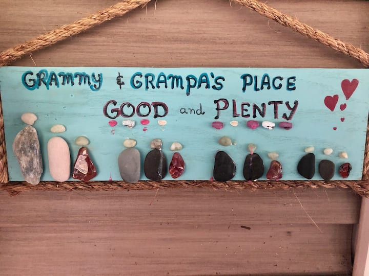 Grammy and Grampas Good and Plenty