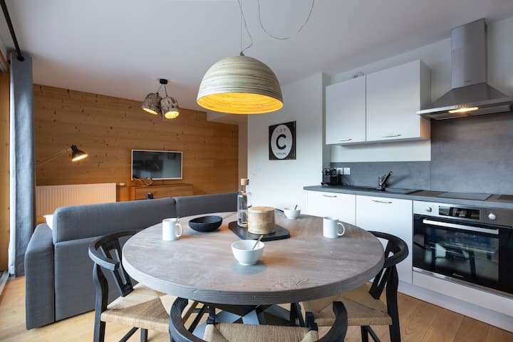 Appartement T2 Cabine - Saphir