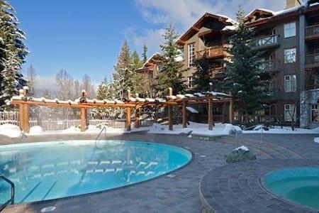 Enjoy Winter in Whistler - Apartment