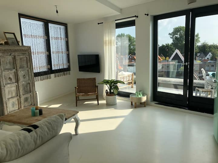 A new spacious appartment in Alkmaar Centre