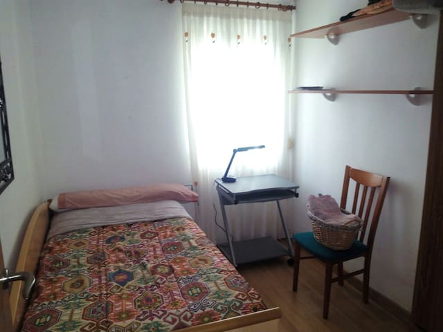 Room with orchard, central - Valladolid - Condomínio