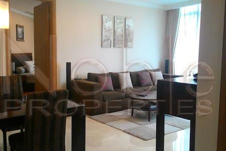 Kempinski Private Residence 2 Bedroom, Luxurious - Menteng