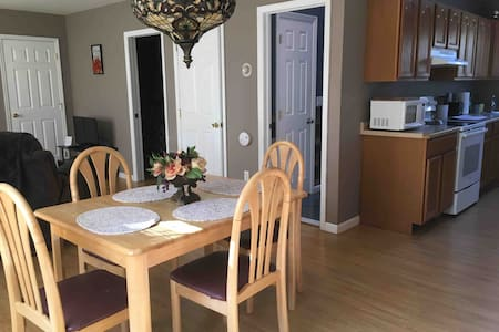 Spacious Private Apartment Port Jeff. Close to All