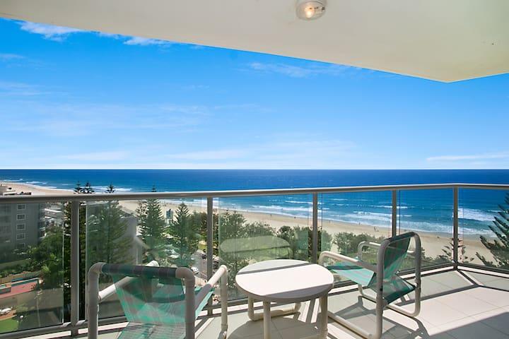 Peninsula 11th Floor A-Style 2 Bdrm Oceanview Apt - Surfers Paradise - Byt