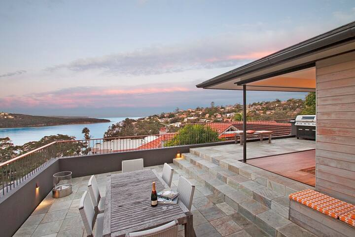 Cyprian Ocean Harbour View - Mosman - House
