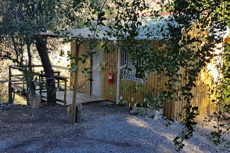 Eco cabaña Armonía, San Gabriel Cajón del Maipo