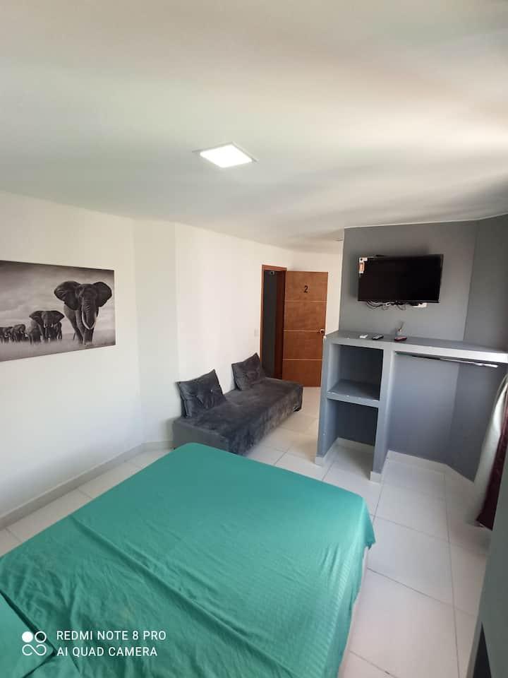 Habitación 1301-2 condominio santa María del mar