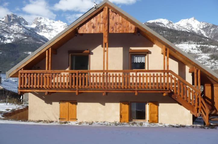 Logis Toph - Briançon - Apartment