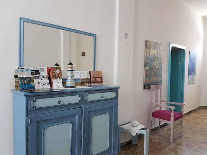 Vacanze a casa Marta nel centro della Sardegna