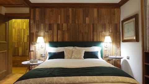 Luxury Apartment Cortina - Vista sulle Dolomiti