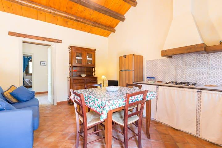 La Casa di Donna Maria - Torrenova - Apartamento