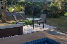 5 BR Vacation House with Pool Relaxing for 20+pax