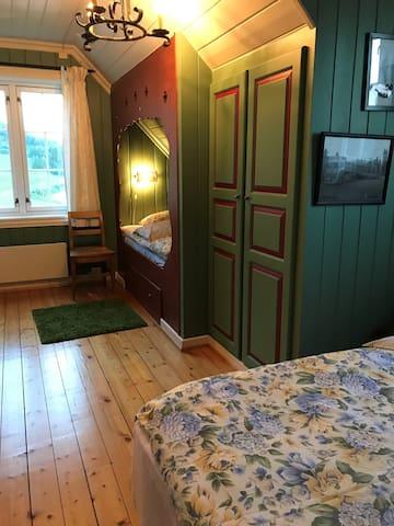 Bedroom nr 3. Two beds 120 cm.