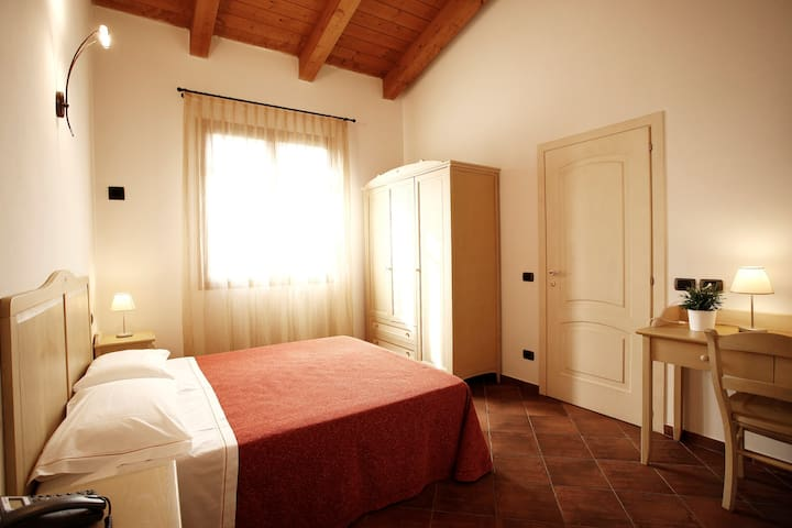 Two rooms apartment type A, a few km from the sea - Cesenatico - Huoneisto