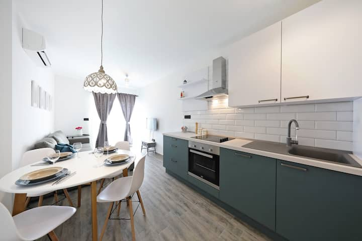 BONO 2 Brand New  Apartment-BORIK
