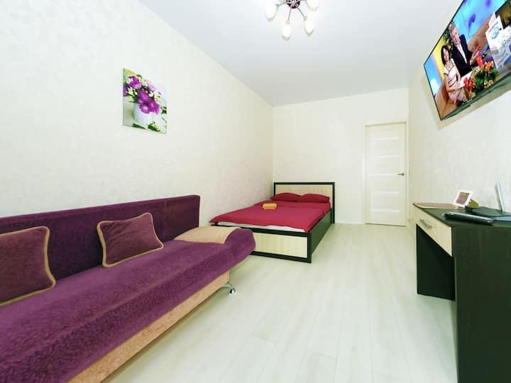 COMFORT Апартаменты на Проспекте Ленина 140