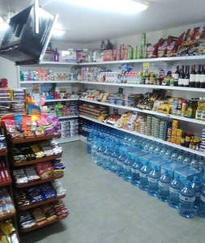 Store inside the condo