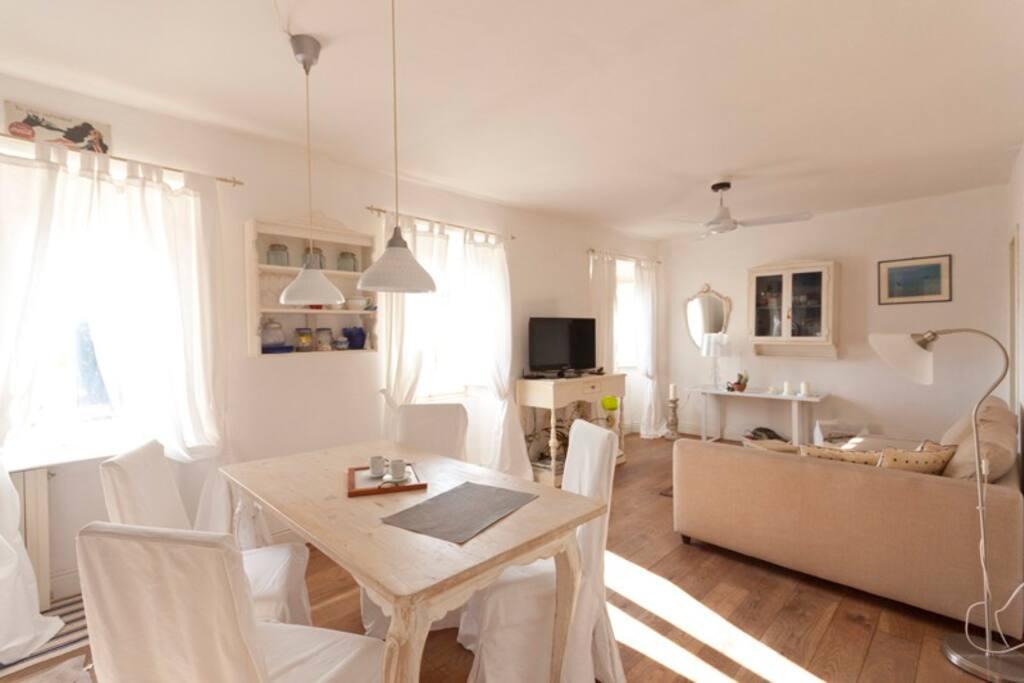 Bright, sunny apartment